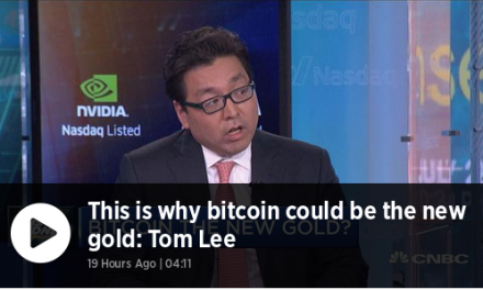 Top Wall Street Stratege Thomas Lee Sagt Bitcoin Preis von 50.000 USD bis zum Jahr 2022 voraus.